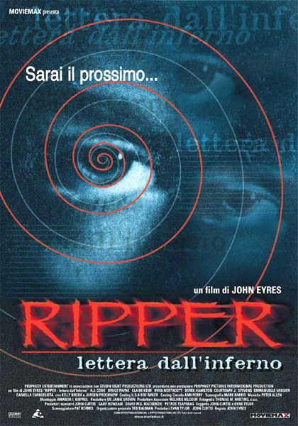 Foto Ripper - Lettera dall'inferno Film, Serial, Recensione, Cinema