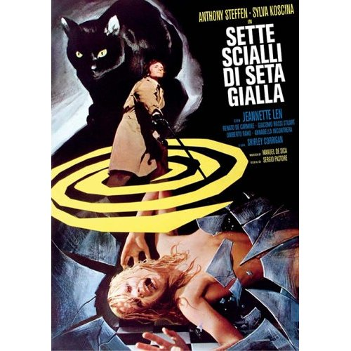 Foto Sette Scialli di Seta Gialla Film, Serial, Recensione, Cinema