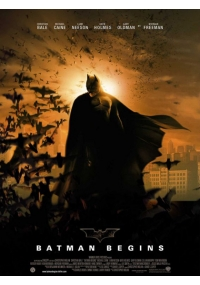 Foto Batman Begins Film, Serial, Recensione, Cinema