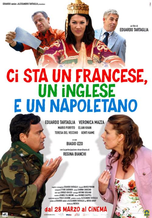 Foto Ci sta un francese, un inglese e un napoletano Film, Serial, Recensione, Cinema