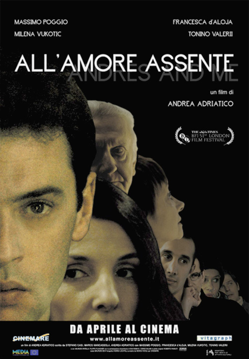 Foto All'amore assente Film, Serial, Recensione, Cinema