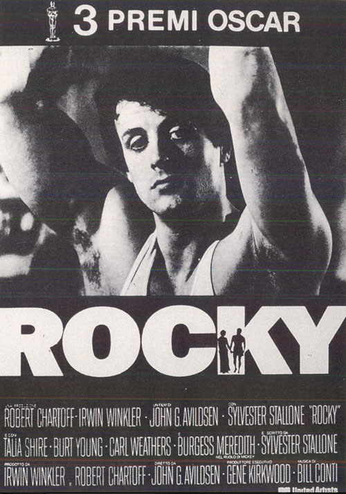Foto Rocky Film, Serial, Recensione, Cinema