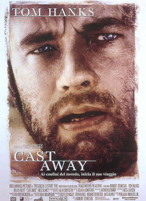 Foto Cast away Film, Serial, Recensione, Cinema