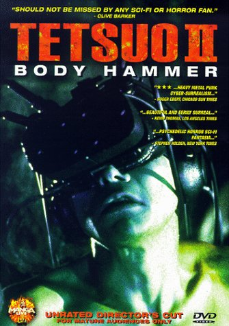 Foto Tetsuo II: Body Hammer  Film, Serial, Recensione, Cinema