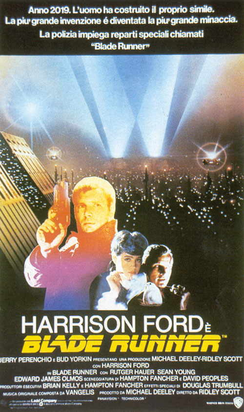 Foto Blade Runner Film, Serial, Recensione, Cinema