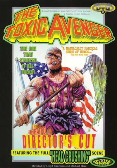 Foto The Toxic Avenger - Il Vendicatore Tossico Film, Serial, Recensione, Cinema