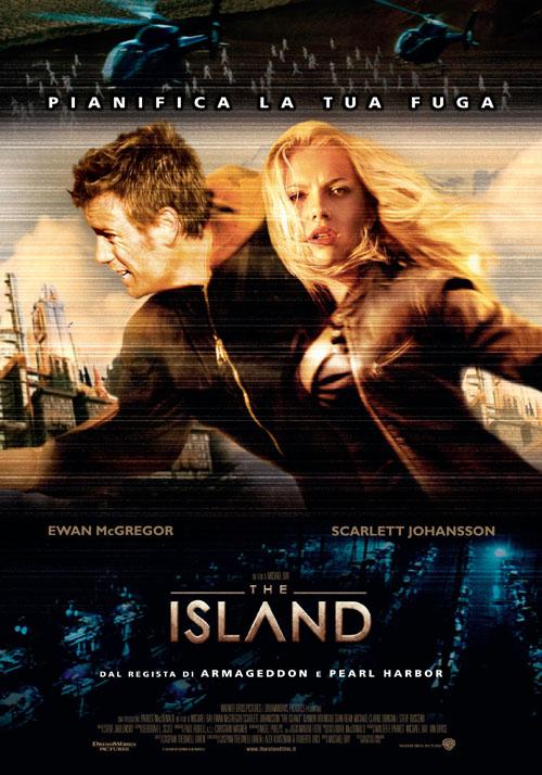 Foto The island Film, Serial, Recensione, Cinema