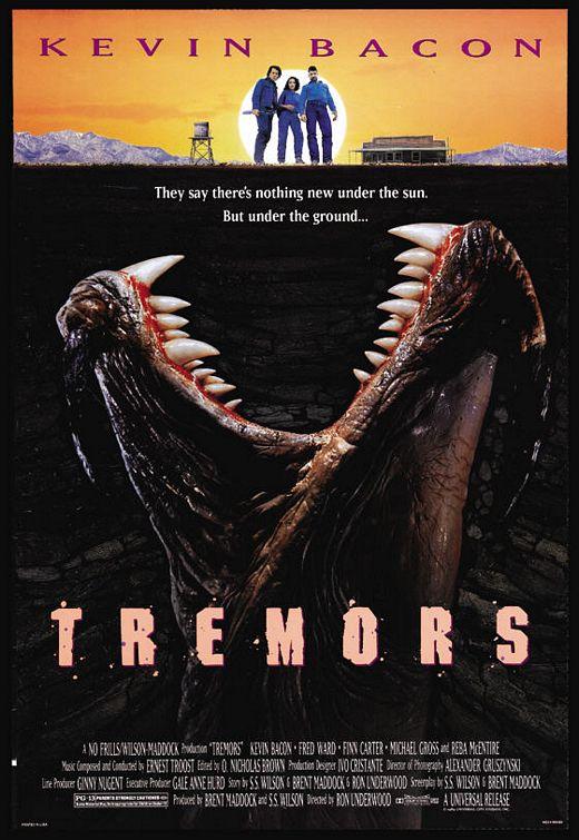 Foto Tremors  Film, Serial, Recensione, Cinema